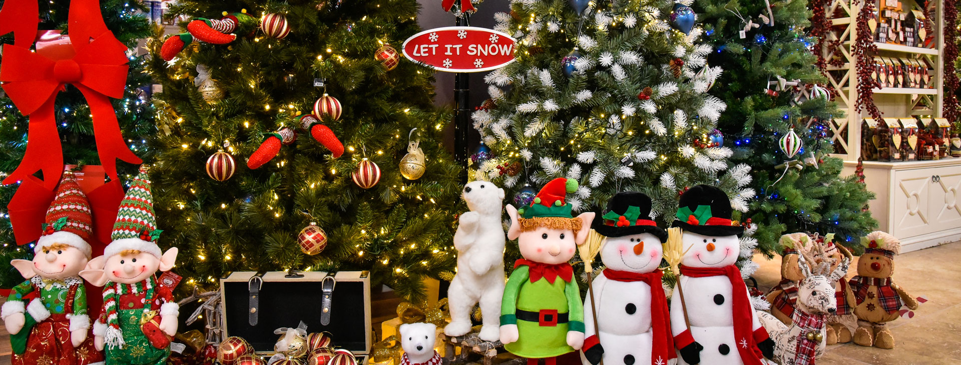 Christmas Shop Shanahan Paints